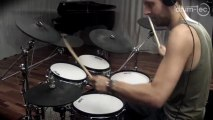 drum-tec Diabolo in different styles with superior drummer and addictive drums