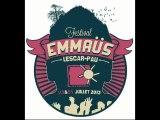 Festival Emmaüs Lescar-Pau