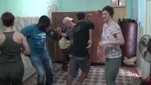 WWW.DANSACUBA.COM Voyage Salsa à Cuba fevrier 2013.Cours avancé 2