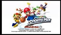 Sérié vidéo détente jeux vidéo noël 2012 4/4 (FIN) Mario Sport Mix