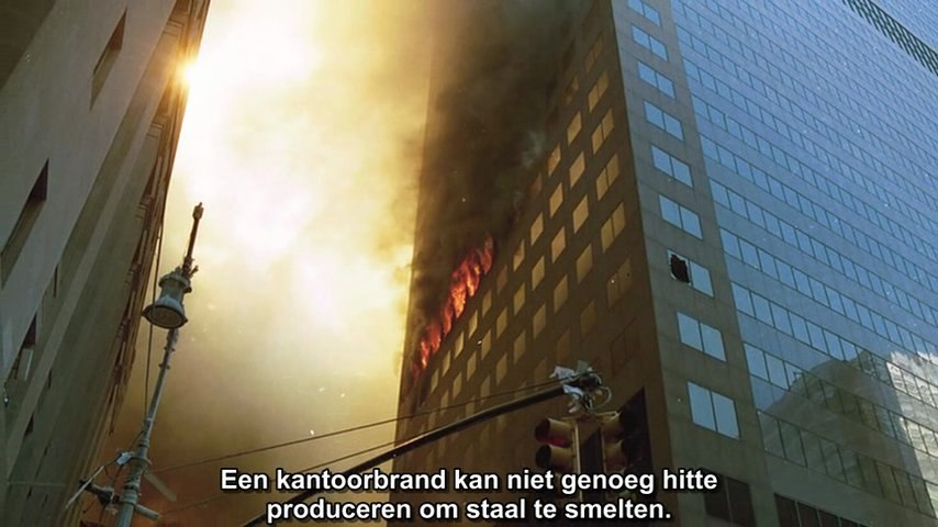 9/11: Experts Speak Out Trailer - Dutch subs