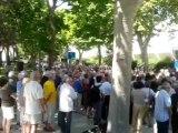Inauguration allée Pierre Pillet (Ancienne allée cavalière) Quartier du Ponant -La Grande Motte Samedi 15 juin 2013