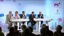Forum Europe — Table-ronde n°2 - Construire l'Europe de demain : un nouveau modèle démocratique, social et écologique