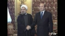 Hassan Rohani wins Iranian presidential election