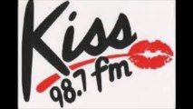 Unknown Electro Hip Hop Song on 98.7 Kiss FM in NYC from DJ Red Alert's Show (1984)