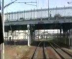 Voyage en cabine sur la Petite Ceinture ferroviaire de Paris - juin 2003