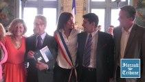 AGDE - 2013 - Premier Mariage homosexuel en Ville d'Agde : L'égalité à la noce en Ville d'Agde