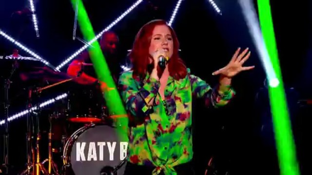 Katy B - What Love Is Made Of [The Graham Norton Show]