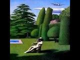David Inshaw British Painter The Whistling Gypsy Folk Music