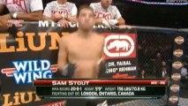 Jake Shields vs Tyron Woodley Video