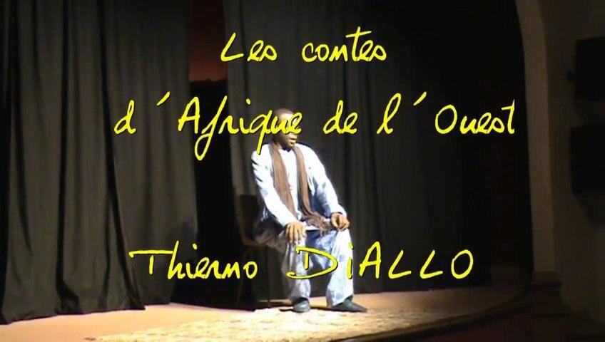 Contes d' Afrique de l'ouest de Thierno DIALLO