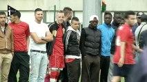 Les arbitres de football amateur pris pour cible