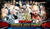 The Shield vs Daniel Bryan and Randy Orton full match WWE Payback
