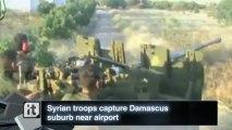 Syrian Uprising Breaking News: Syria Crisis to Top G-8 Summit Agenda