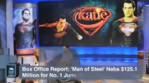 Superman News Pop: 'Man Of Steel': Superman And Lois Lane Ditch Old-Timey Romance