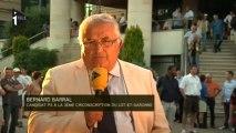 """Villeneuve-sur-Lot : Barral appelle à """"faire barrage au FN"""""""