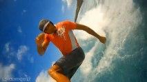 MagiCam SD21 : Surf & Plongée à La Réunion - Full HD