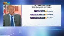 Bertrand Bélinguier, président de France Galop dans Le Grand Journal - 14 juin 4/4