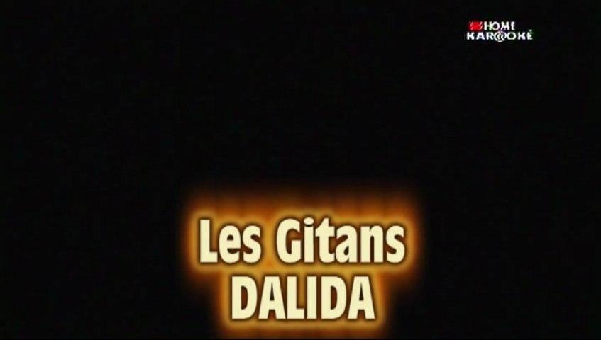 karaoke - Les Gitans - Dalida