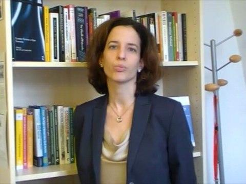 """Interview de Cornelia Woll auteur du """"Lobbying à rebours"""" aux Presses de Sciences Po"""