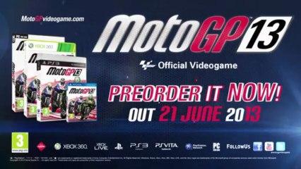 Gameplay Video #6 de MotoGP 13