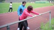 """Les bons conseils """"3 2 1 ! © """" sur les étirements en partenariat avec Sport et Citoyenneté"""