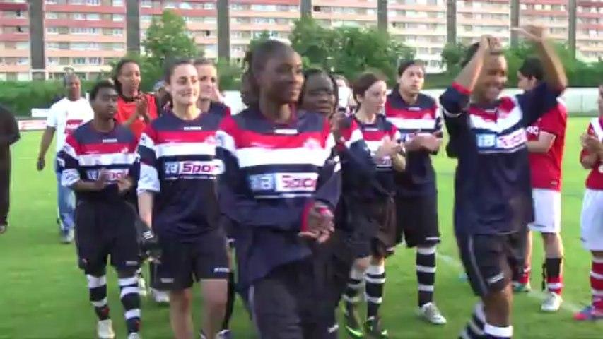 Finales de Coupes de Seine-Saint-Denis de Football Seniors Féminines et Masculines