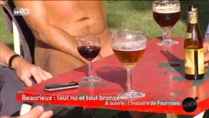 Camping naturaliste à Beaurieux