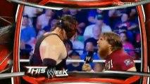 ###The Shield vs Daniel Bryan and Randy Orton Tag Team title match