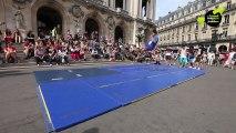 Paris Insolite : 4 Flashmob à Paris samedi 8 juin 2013