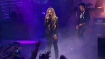 Avril Lavigne - Here's To Never Growing Up (Live at MMVA 2013)