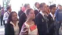INAUGURACION DEL FESTIVAL ESTATAL DE ARTE Y CULTURA 2013, PUEBLA  PUE.