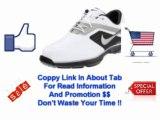 $## Buy Cheap Nike Golf Men's Nike Lunar Prevail Golf Shoe,White Metallic Silver Black,8 M US for Sale ##$$