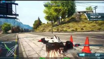 NFS: Most Wanted Multiplayer w/ ONS1AUGH7 and B3NDRO - Part 7 (NFS 2012 NFS001)Pt2.wmv