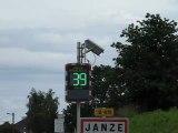 Radar au GP de la Roche-aux-Fées 2013