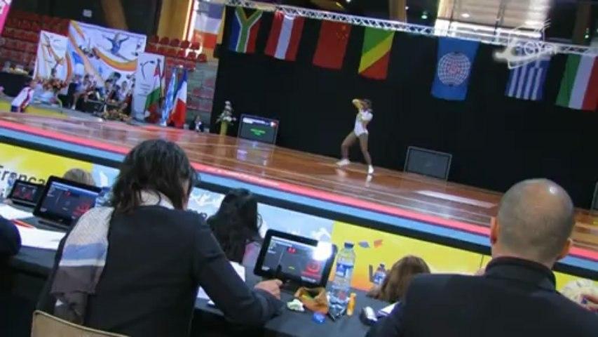 I-Gym Mag - Championnats de France Open 2013 - Aérobic - GAP