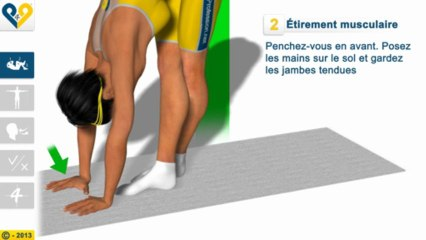 STRETCHING DU MUSCLE ILIO-TIBIAL