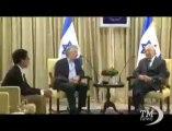 Robert de Niro festeggia i 90 anni di Shimon Peres - VideoDoc. Attore Usa a Gerusalemme per celebrare il presidente israeliano