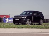 Essai Sport Auto : Land Rover Range Rover Supercharged