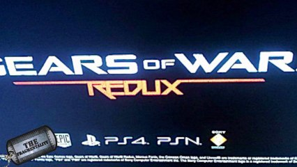 PS4 & Xbox One games Priced & Gears Of War Redux a fake