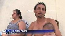 Andalousie: des familles pauvres peinent à payer un loyer