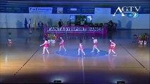 al palazzetto dello sport di favara saggio di danza della scuola fantasy sport dance di patrizia ala