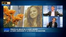 BFM STORY: Procès du meurtre d'Agnès Marin, le suivi judiciaire et la récidive en question - 18/06