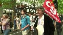 Mobilisation des enseignants et chercheurs contre la loi Fioraso
