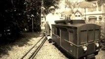 Le Petit Train du Parc Thermal au Festival Vapeur 2013 du Swiss Vapeur parc