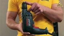 Máy khoan Bosch GBM 10 RE, máy khoan, máy khoan sắt, máy khoan gỗ, máy khoan bê tông, khoan bê tông