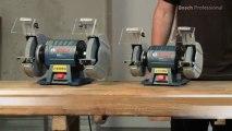 máy mài hai đá Bosch GBG 6, máy mài hai đá Bosch GBG 8, đại lý máy mài hai đá Bosch, đại lý máy mài