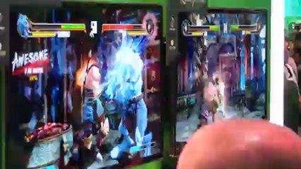 E3 Killer Instinct gameplay