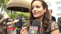 """Judy Reyes Interview at """"Devious Maids"""" Premiere Party ARRIVALS"""