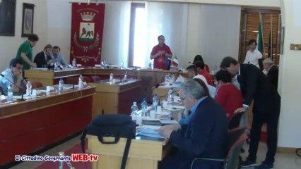Consiglio comunale 7 giugno 2013 Punto 2 revisione statuto ATS PARIDE COSTA BLU NORD
